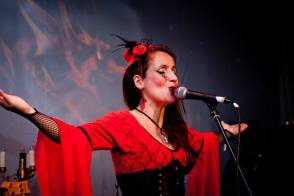 Juliana Areias Nocturnus Steampunk singing 1 2013