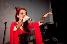 Juliana Areias Nocturnus Steampunk singing 1a 2013