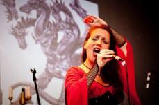 Juliana Areias Nocturnus Steampunk singing 2b 2013