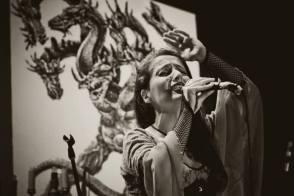 Juliana Areias Nocturnus Steampunk singing 4 2013