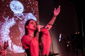 Juliana Areias Nocturnus Steampunk singing 5 2013