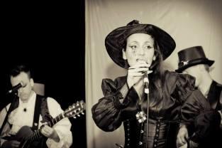 Juliana Areias Nocturnus Steampunk singing 8 2013