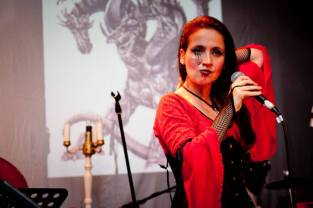 Juliana Areias Nocturnus Steampunk singing 9 2013