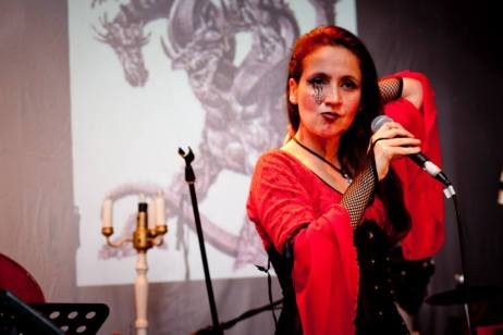 Juliana Areias Nocturnus Steampunk singing 9 2013