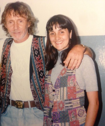 Carlinhos Franco, Marcos Valle and Juliana Areias 1993