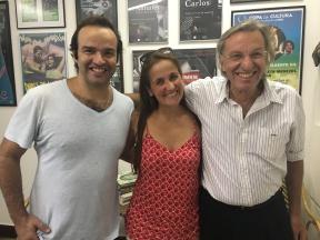Juliana Areias and Divina Comedia Sao Paulo p Ricardo Ajzenberg