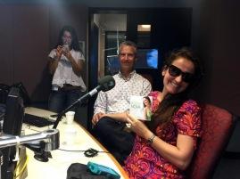 SBS Sydney Claudia Rondon, Geoffrey Drake-Brockman, Juliana Areias