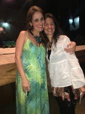 Juliana Areias and Amanda Flores Campadello - Sao Paulo