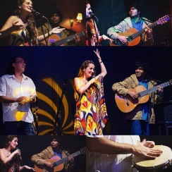 WamFest Canon Ball The Court Juliana Areias Trio by Adrian Thomson Joshua de Silva e Rafael Medeiros