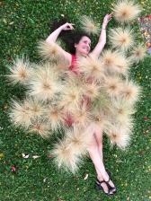 Christmas Fairy Australian Style by Meu Amor Geoffrey Drake-Brockman