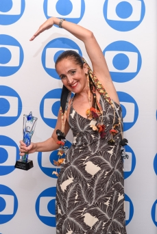 Juliana Areias Focus brasil award by Ronira dance Globo International Miami USA Juliana Areias Bossa Nova Baby