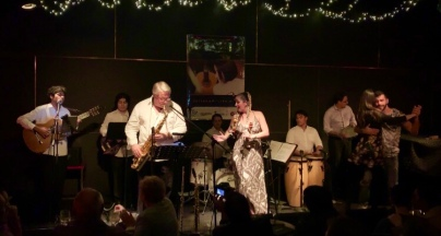 Juliana Areias Perth Band 2019 - feat Josua de Silva, Tommy Flamenco, Paul millard, Filipe Rimis, Lee Coumbe - Ourico and Rafael Medeiros de Souza