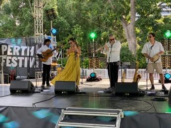 Perth Festival 2021 - Juliana Areias Concert Wild Things