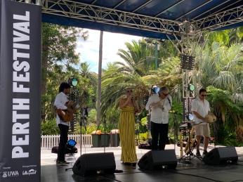 Perth Festival 2021 - Juliana Areias Concert - Wild Things