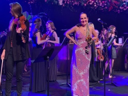 Perth Symphony Orchestra with Juliana Areias, and Spirit Ensemble at 2021 Western Australian of the Year Awards