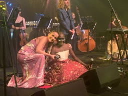 Perth Symphony Orchestra with Juliana Areias, Lois Olney and Steve Hersby and Spirit Ensemble at 2021 Western Australian of the Year Awards