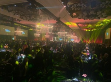 2021 Western Australian of the Year Awards guests at Crown Grand Ballroom